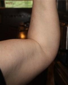June 10th Gratuitus bicep shot ;D